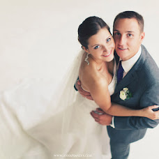 Wedding photographer Anna Psareva (cloudlet). Photo of 28.12.2012