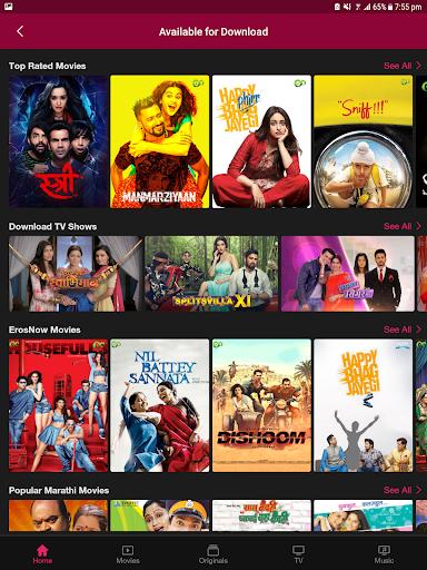 JioCinema: Movies TV Originals screenshot 11