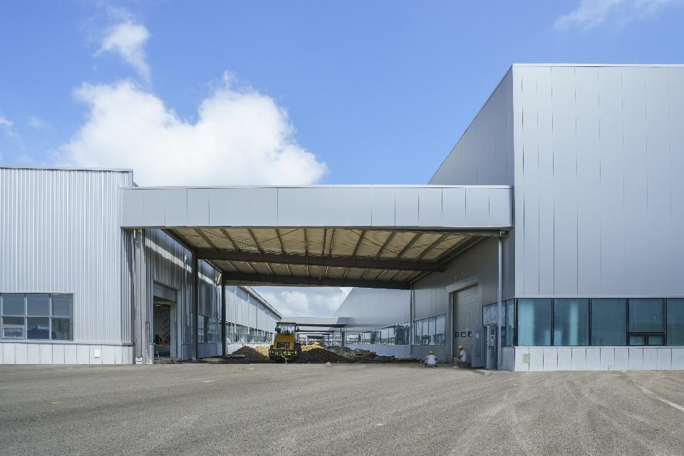 diseño instalaciones almacén logístico