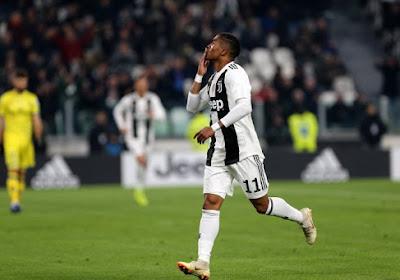 La Juventus perd un atout offensif pour la fin du championnat, et pour la C1?