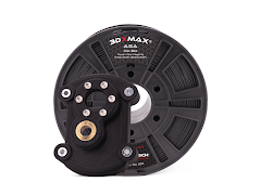3DXTech 3DMAX Black ASA Filament - 2.85mm (1kg)