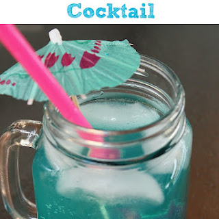 Mermaid Water Cocktail the Perfect Summer Cocktail Recipe