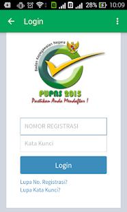 2 e-PUPNS App screenshot