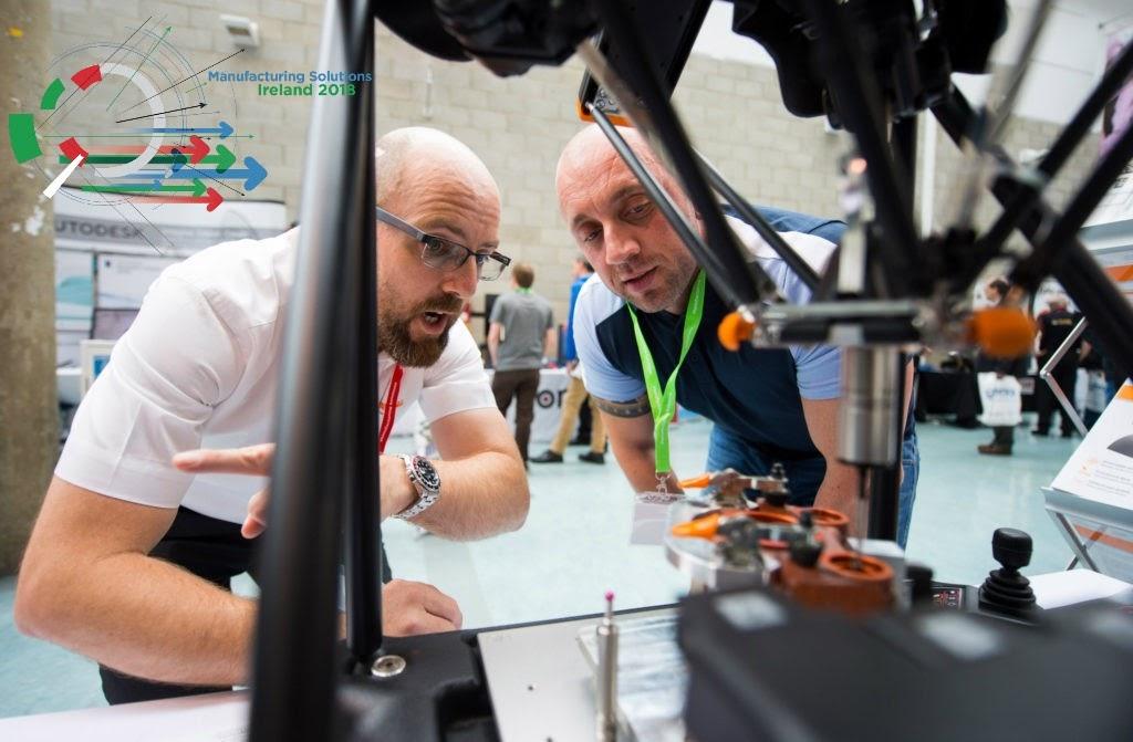 Vero и Hexagon на Manufacturing Solutions в Ирландии 13 июня