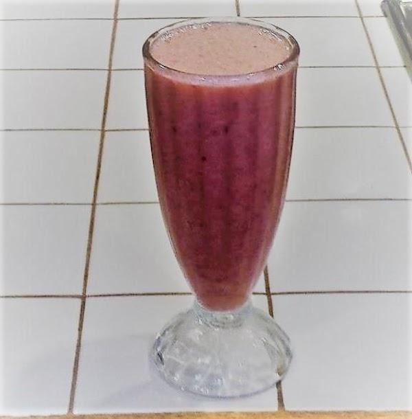 Strawberry-citrus Smoothie Recipe