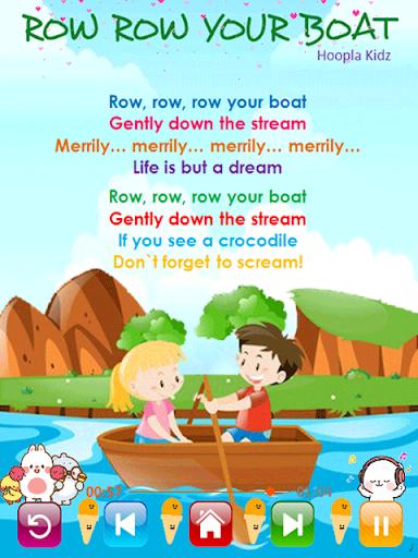 Kids Songs - Best Nursery Rhymes Free App screenshots 7