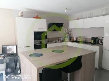 Duplex 3 pièces 63 m2