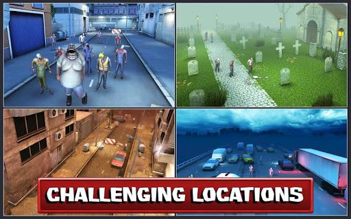Dead Route: Zombie Apocalypse apkpoly screenshots 5