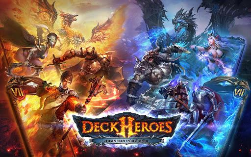 Deck Heroes: สงครามการ์ดอัศวิน