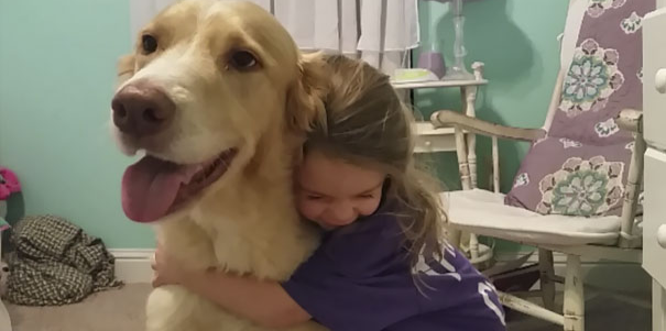 If You Don't Think Your Kids Need A Dog After Seeing These Pics, You Must Be A Cat