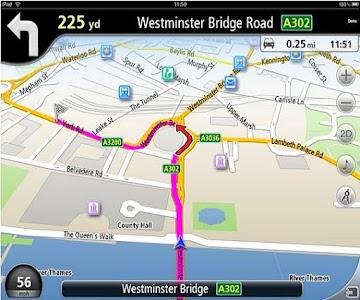 GPS Navigation Satellite screenshot 1