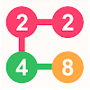 2 For 2: Connect the Numbers Puzzle APK Icon