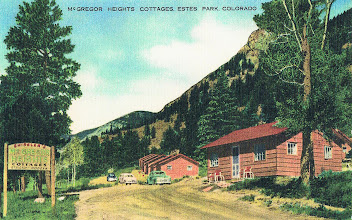 Photo: Old postcard from the 50's.