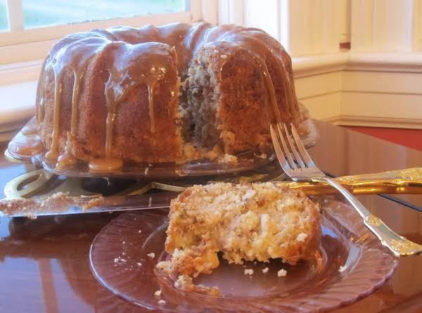 Carolina Apple Cake Recipe