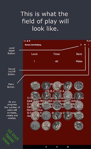Roman Coin Mahjong Screenshots 8