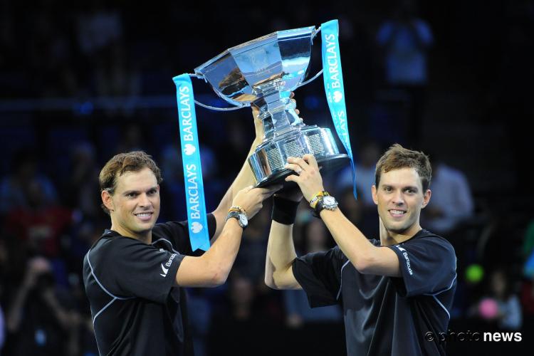 Afscheid van een legendarisch dubbelduo: broers Bryan bergen hun racket op