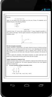 11 CBSE NEET PHYSICS ANGULAR MOTION EBOOK - náhled