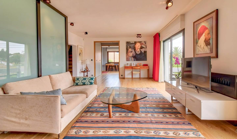 Villa avec piscine et jardin Anglet