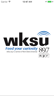 WKSU- screenshot thumbnail