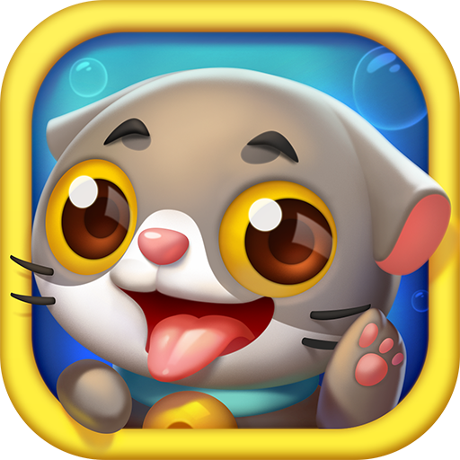 Kitty Crush 休閒 LOGO-玩APPs