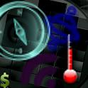 AndroSensor Donate Key icon