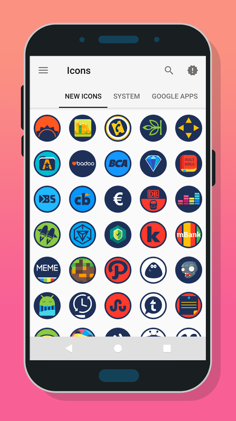 Aron Icon Pack Screenshot 5