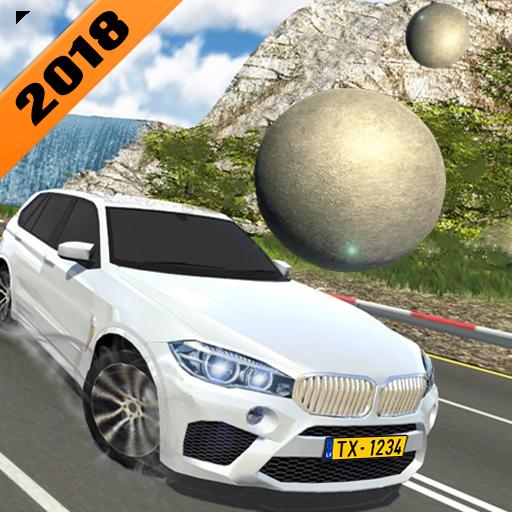 Wrecking Ball Car Crash
