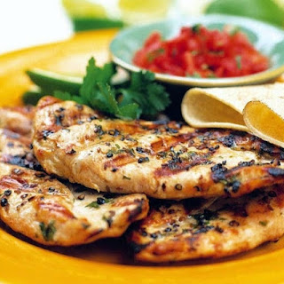 Grilled Chicken Breasts ( 4 SmartPoints )