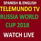 Tải FIFA WC 2018 TELEMUNDO LIVE APK