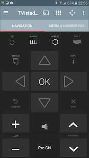 Smart Remote for Samsung TVs (Unreleased)- screenshot thumbnail