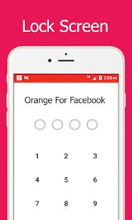 Lite for Facebook - Minifb - náhled