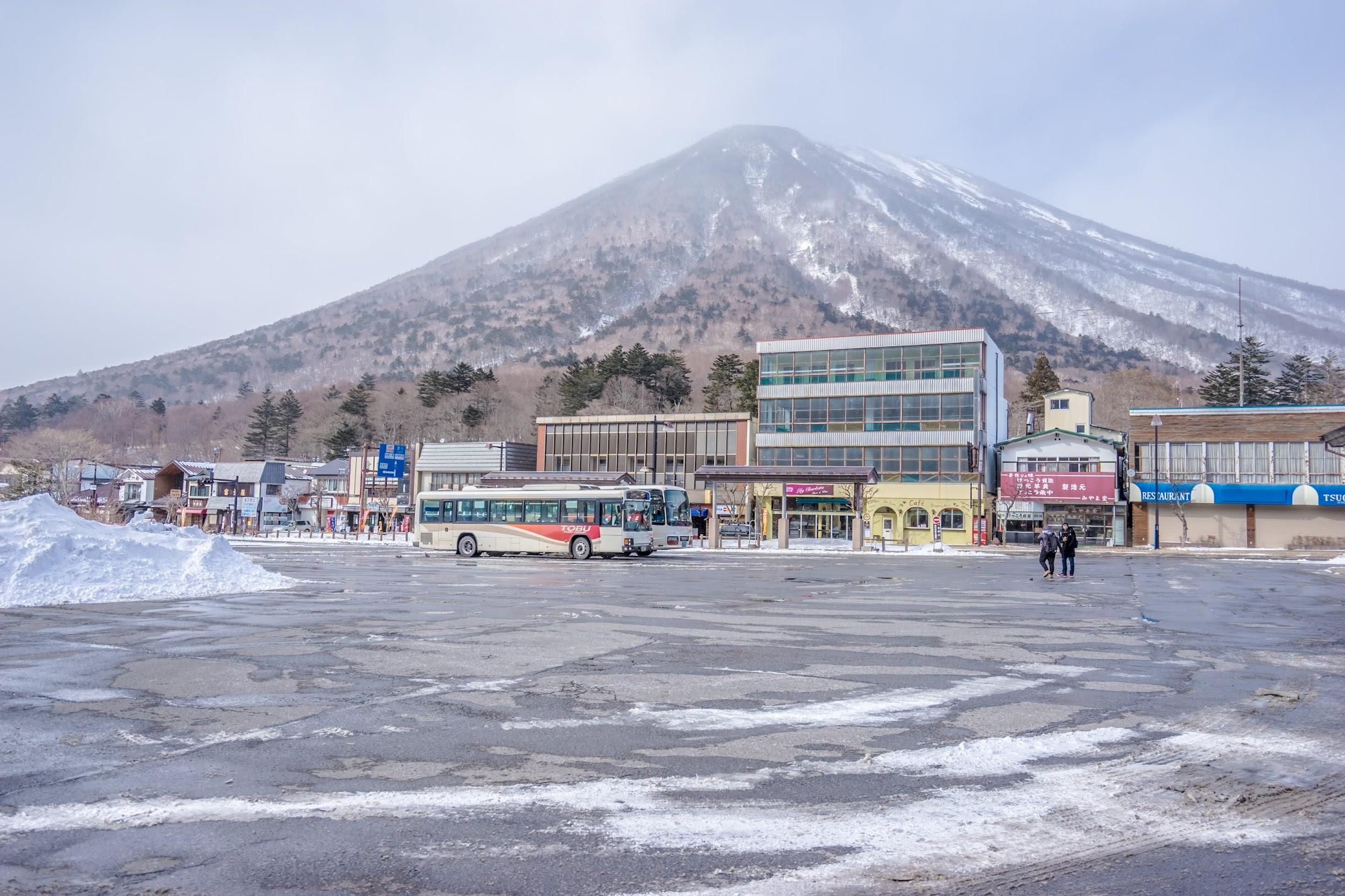 中禅寺温泉バスターミナル