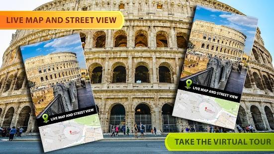 Tải sống chế độ xem phố bản đồ thế giới miễn phí