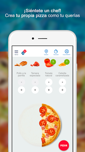 Dominos Pizza | Comida a Domicilio y Ofertas 3.1.10 screenshots 3