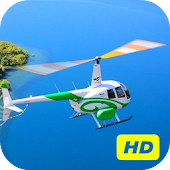 Helicopter Video Wallpaper