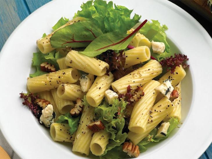Barilla® Rigatoni and Blue Cheese Pasta Salad