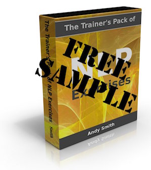 Trainer's Pack Free Sample