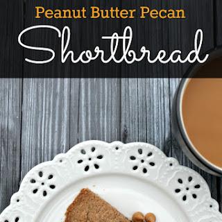 Peanut Butter Pecan Shortbread