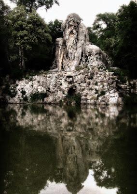 il Gigante dell'Appennino di Francesca