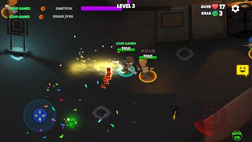 Warriors.io - Battle Royale Action screenshots 5