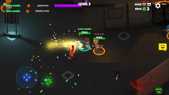 Warriors.io – Battle Royale Action MOD APK 3.45 [Free Shopping] 5