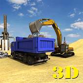 City Road Builder 3D Simulator