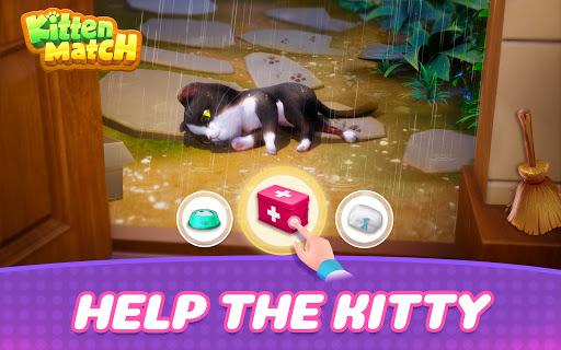 Kitten Match screenshots 13