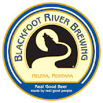 Logo for Blackfoot River Brewing