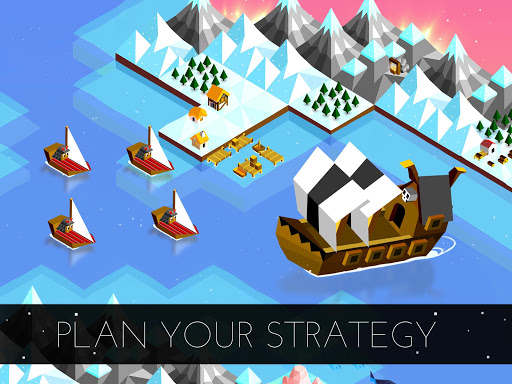 Battle of Polytopia - A Civilization Strategy Game apkdebit screenshots 9