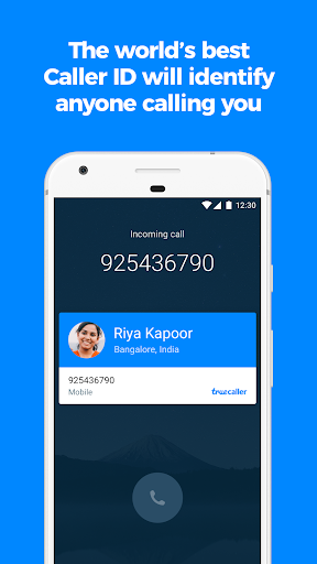 Truecaller: Caller ID, SMS spam blocking & Dialer screenshot 1