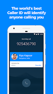 Truecaller: Caller ID, SMS spam blocking & Dialer Screenshots