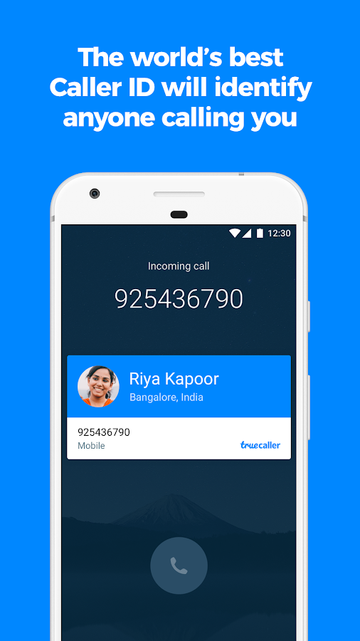 Truecaller: Caller ID, SMS spam blocking & Dialer- screenshot