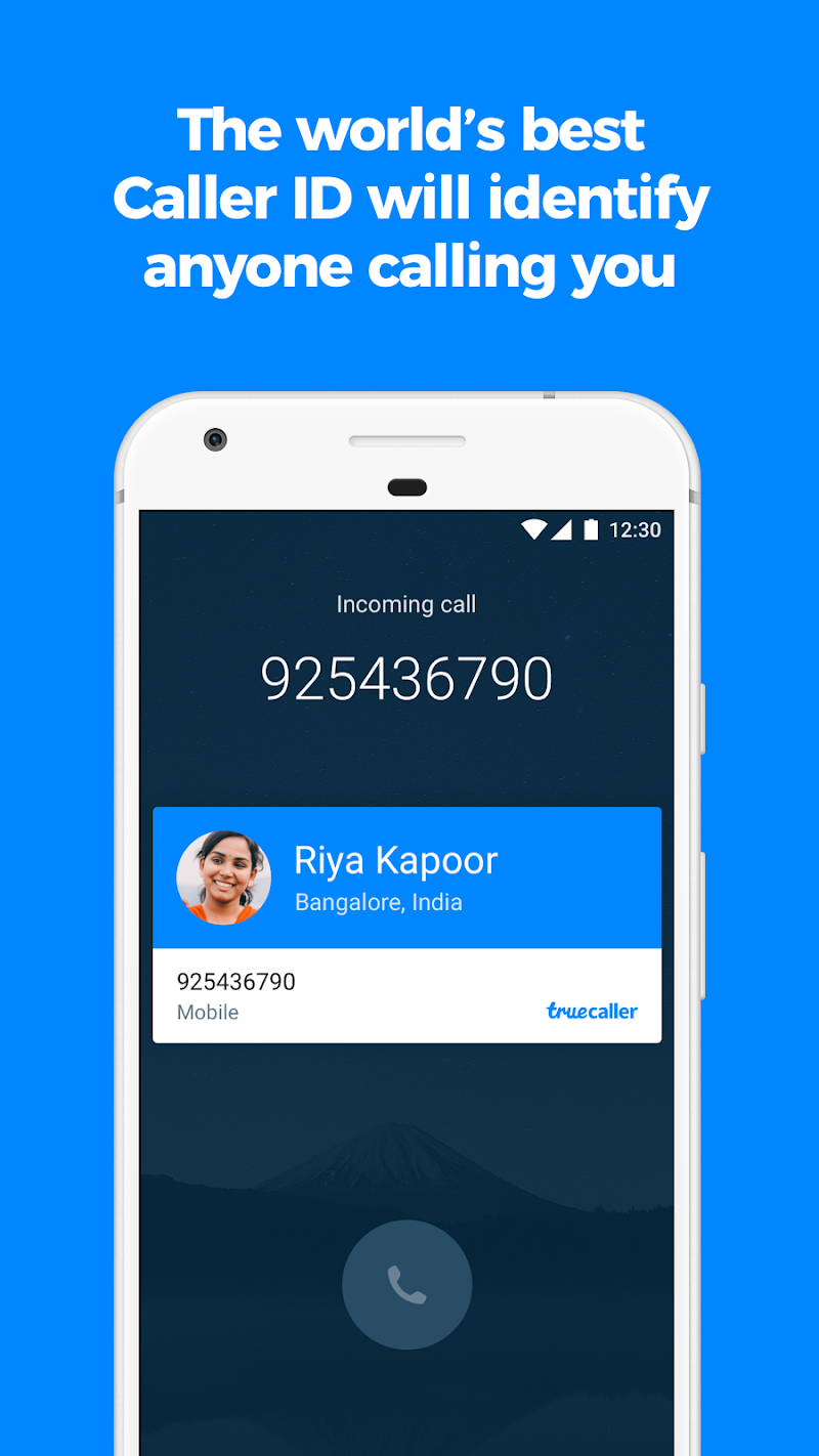 Truecaller: Caller ID, SMS spam blocking & Dialer Screenshot