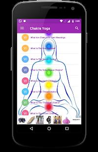 Chakra Yoga - náhled